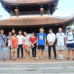 Tin ảnh về hoạt động ngoại khóa của giáo viên nước ngoài và học viên ASEM Vietnam
