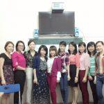 Cuộc thi giáo viên dạy giỏi chào mừng ngày Nhà Giáo Việt Nam 20/11