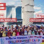 TUYỂN SINH DU HỌC HÈ SINGAPORE 2017