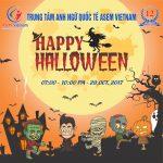Đêm hội Halloween 2017 đáng nhớ tại Asem Vietnam